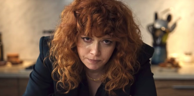 Russian Doll TV show close up