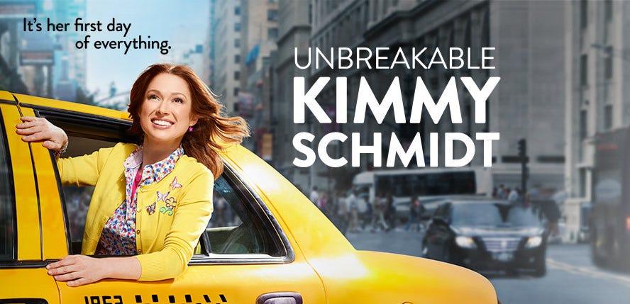 Kimmy Schmidt poster