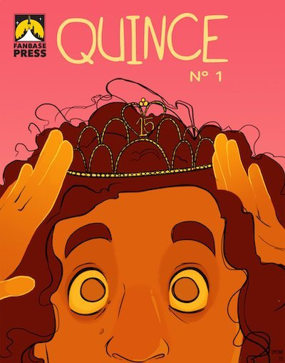 Quince puts on crown